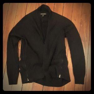Banana Republic Black Cashmere Sweater Size XS
